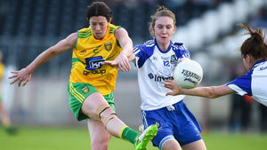 First-half goals see Donegal into Ulster ladies football final