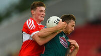 Kildare knock out Derry for first win in 12 months