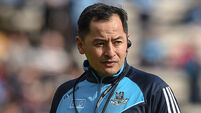 Dublin selector Jason Sherlock accepts eight-week ban over sideline incident