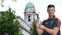 Cork and Galway winners of GAA Player of the Month awards