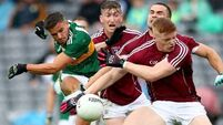 Galway introduce Kerry's callow talents to senior football