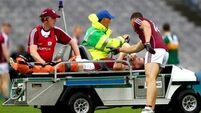 Paul Conroy out for the season after leg break horror
