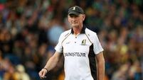 Brian Cody: 'We don't have any excuses, we don't want excuses'