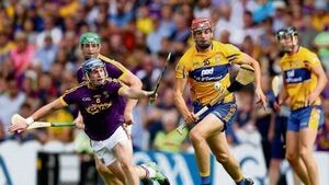 Determined Clare get job done