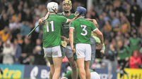 Dan Morrissey wants Limerick to keep hitting high notes