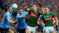 Mayo midfielder Barry Moran retires from inter-county football