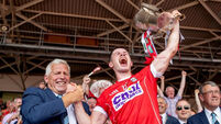 How 'too small' Seamus Harnedy made his dream of captaining Cork come true