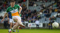 'I left to get some air and have a sulk': Offaly's Nigel Dunne did NOT head for home at half-time