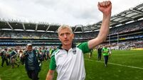 Limerick waste no time in setting out their stall ahead of the All-Ireland final