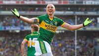 'I'm one lucky hoor': Kieran Donaghy announces his retirement from inter-county football