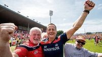 John Meyler: Last five minutes of first half 'critical'