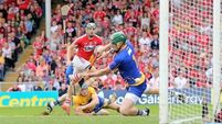 Cork's Alan Cadogan ruled out for the season with knee injury
