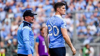 Diarmuid Connolly unavailable for Dublin but 'door will always be open'
