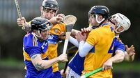 Clare seal dramatic win over Tipperary in Brian Lohan's first outing as manager