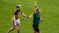 Richie Hogan banned for League opener after All-Ireland final red card