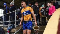 Blow for Clare as Gary Brennan opts out for 2020