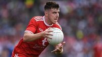 'I don't think it's a retirement, it's just a break': Connor McAliskey opts out of Tyrone squad for 2020