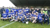 Templenoe made to work hard for Munster IFC title