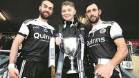 Tears at last turn to cheers for incredible Conor Laverty and Kilcoo