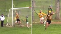 'Worth the admission fee alone': Cork hurler scores sensational hat-trick of overhead strikes