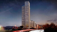 Sky's the limit at Mahon for new 413 unit tower