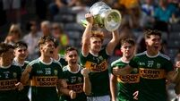 Hard-earned victory makes Kerry's famous five in a row all the sweeter