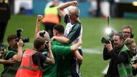 'We are thinking of them' - Limerick manager thanks gardaí and acknowledges 'high risk' of job