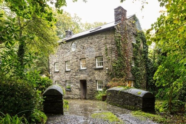 Finalist: An 18th century mill in West Cork has been converted into a house and is now lived in by Gary Owens.
