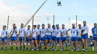 Waterford hurlers won't play a home game in Munster until 2020