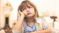 Learning points: My daughter gets upset when my boyfriend stays
