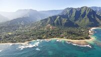 Welcome to Hawaii by air, land and sea