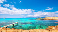 Let the sunshine in on Ibiza's laid-back neighbour, the island of Formentera