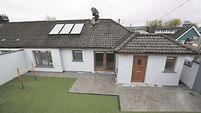 Twice as nice: Cork bungalow has wide appeal