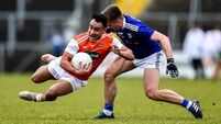 Attacking mark rule provokes frustration in McKenna Cup