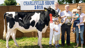 What a wonderful world to be seen at                    the Charleville Show