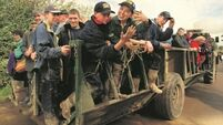 Farm Focus with FBD: It happened at the Ploughing... 20 years of tales from the trenches