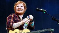 Ed Sheeran support act for Irish shows announced