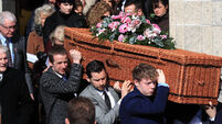 'I will live on in the sparkles in your heart', Emma Hannigan's funeral told