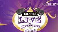 Paddy Casey, Hothouse Flowers and Hudson Taylor announced for this year's Live At Leopardstown