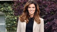Glenda Gilson announces she's pregnant with her first child