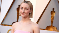 Saoirse Ronan's red carpet evolution