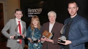Story inspired by the housing crisis wins top Hennessy Literary Award