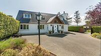 Four-bed house set by a charming beach in Dungarvan