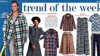 Trend of the Week: Check patterns