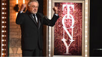 "WATCH: Robert De Niro tell Tony Awards ""I'm going to say this. F**k Trump'"