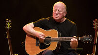 Christy Moore takes fans on a voyage at Marquee gig