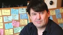 Father Ted creator Graham Linehan diagnosed with testicular cancer