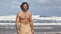 Summer manscape: Hairy chests come in from the cold