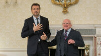 Liam Neeson beats President Michael D for title of Ireland's favourite role model father figure
