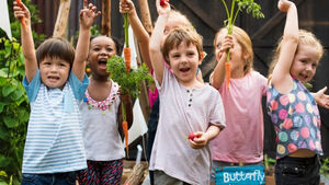 From tiny seeds grow: Children growing their own veg more likely to be healthy eaters